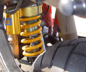 Motorcycle suspension servicing and set up by RPM